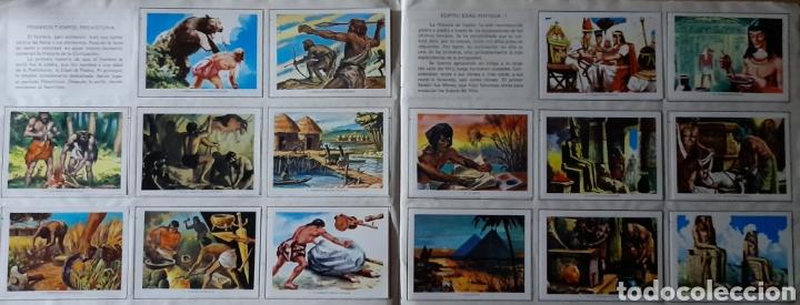 Coleccionismo Álbum: Historia del Mundo . Editorial Fher 1968 . Colección 350 cromos . Completo - Foto 19 - 235829155