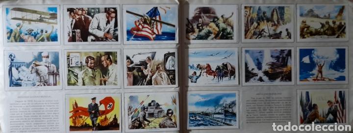 Coleccionismo Álbum: Historia del Mundo . Editorial Fher 1968 . Colección 350 cromos . Completo - Foto 21 - 235829155