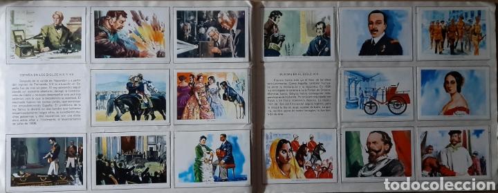 Coleccionismo Álbum: Historia del Mundo . Editorial Fher 1968 . Colección 350 cromos . Completo - Foto 22 - 235829155