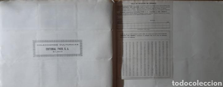 Coleccionismo Álbum: Historia del Mundo . Editorial Fher 1968 . Colección 350 cromos . Completo - Foto 23 - 235829155