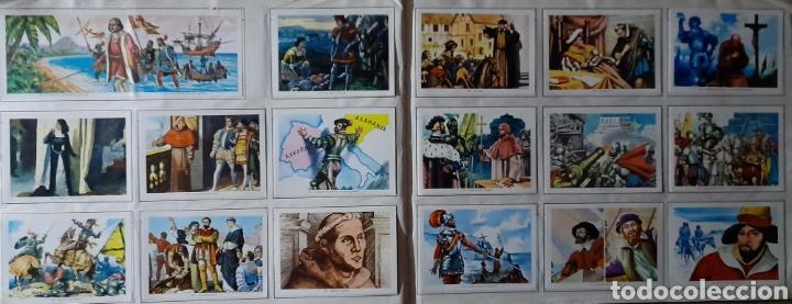 Coleccionismo Álbum: Historia del Mundo . Editorial Fher 1968 . Colección 350 cromos . Completo - Foto 24 - 235829155