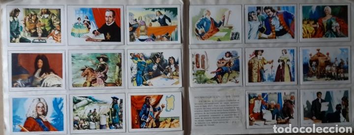 Coleccionismo Álbum: Historia del Mundo . Editorial Fher 1968 . Colección 350 cromos . Completo - Foto 27 - 235829155