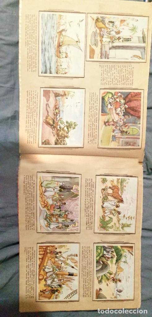 Coleccionismo Álbum: Simbad el Marino desayuno sana álbum número 1 - Foto 3 - 235842610