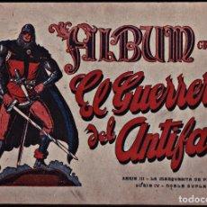 Coleccionismo Álbum: EL GUERRERO DEL ANTIFAZ-SERIES III Y IV. Lote 236057710