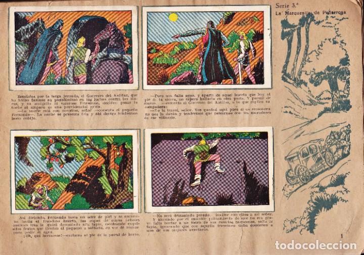 Coleccionismo Álbum: EL GUERRERO DEL ANTIFAZ-SERIES III Y IV - Foto 3 - 236057710