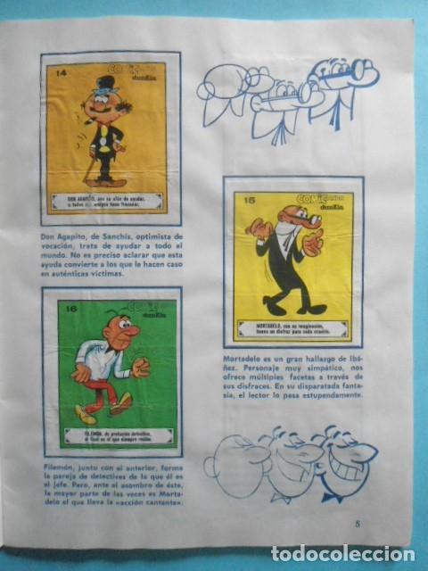 Coleccionismo Álbum: ALBUM COMICLANDIA 1972,SOLO FALTAN 4 CROMOS DE 96, MUY DIFICIL - Foto 7 - 236168685