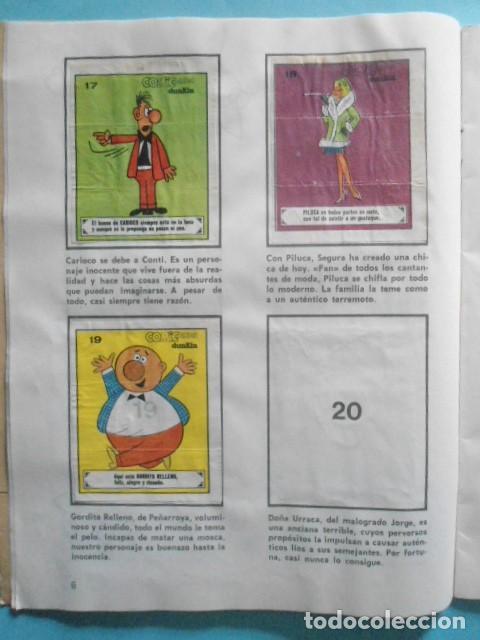 Coleccionismo Álbum: ALBUM COMICLANDIA 1972,SOLO FALTAN 4 CROMOS DE 96, MUY DIFICIL - Foto 8 - 236168685