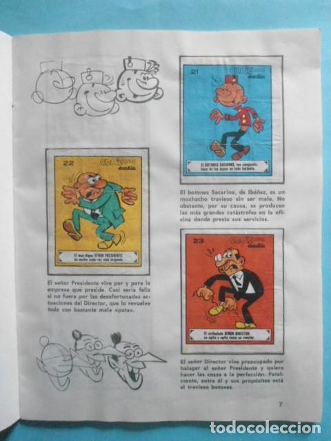 Coleccionismo Álbum: ALBUM COMICLANDIA 1972,SOLO FALTAN 4 CROMOS DE 96, MUY DIFICIL - Foto 9 - 236168685