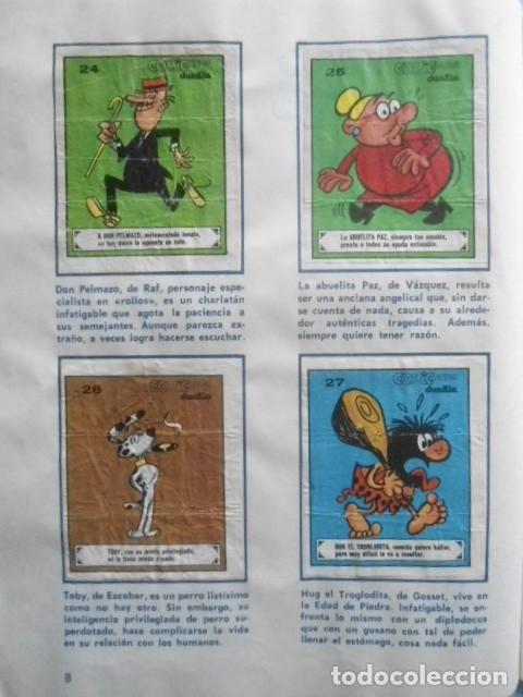 Coleccionismo Álbum: ALBUM COMICLANDIA 1972,SOLO FALTAN 4 CROMOS DE 96, MUY DIFICIL - Foto 10 - 236168685