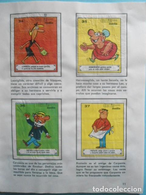 Coleccionismo Álbum: ALBUM COMICLANDIA 1972,SOLO FALTAN 4 CROMOS DE 96, MUY DIFICIL - Foto 13 - 236168685