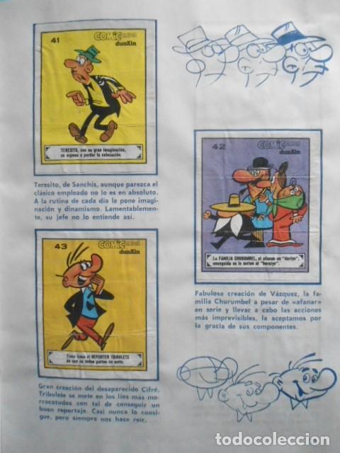 Coleccionismo Álbum: ALBUM COMICLANDIA 1972,SOLO FALTAN 4 CROMOS DE 96, MUY DIFICIL - Foto 15 - 236168685