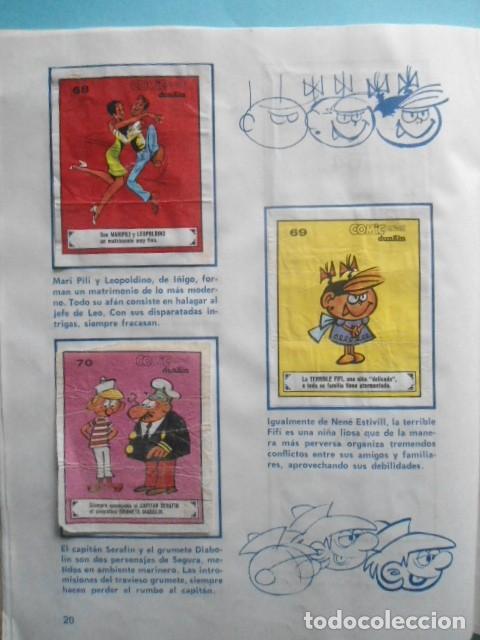 Coleccionismo Álbum: ALBUM COMICLANDIA 1972,SOLO FALTAN 4 CROMOS DE 96, MUY DIFICIL - Foto 23 - 236168685