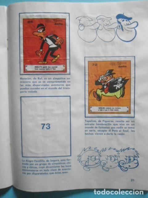 Coleccionismo Álbum: ALBUM COMICLANDIA 1972,SOLO FALTAN 4 CROMOS DE 96, MUY DIFICIL - Foto 25 - 236168685