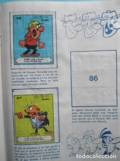Coleccionismo Álbum: ALBUM COMICLANDIA 1972,SOLO FALTAN 4 CROMOS DE 96, MUY DIFICIL - Foto 29 - 236168685