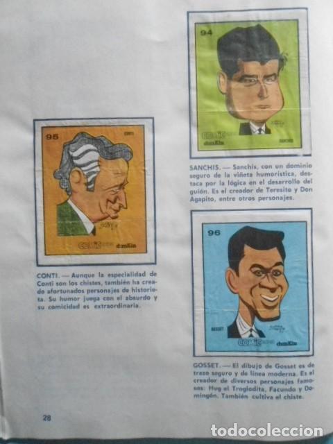 Coleccionismo Álbum: ALBUM COMICLANDIA 1972,SOLO FALTAN 4 CROMOS DE 96, MUY DIFICIL - Foto 32 - 236168685