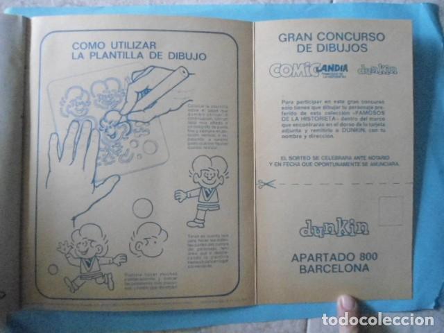 Coleccionismo Álbum: ALBUM COMICLANDIA 1972,SOLO FALTAN 4 CROMOS DE 96, MUY DIFICIL - Foto 36 - 236168685