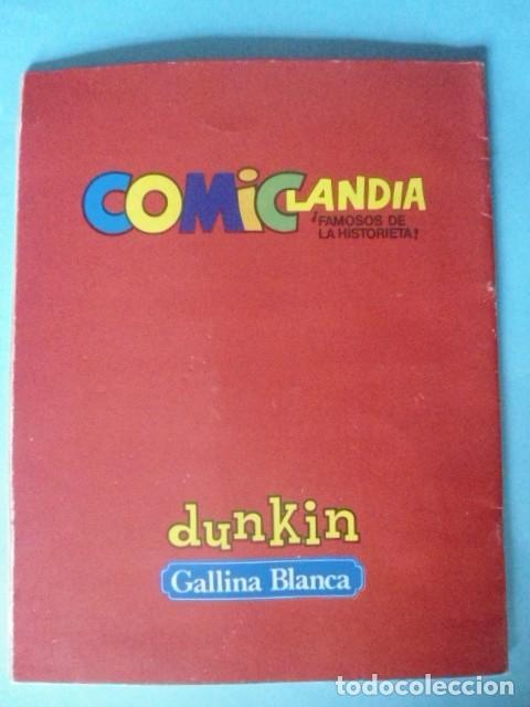 Coleccionismo Álbum: ALBUM COMICLANDIA 1972,SOLO FALTAN 4 CROMOS DE 96, MUY DIFICIL - Foto 37 - 236168685