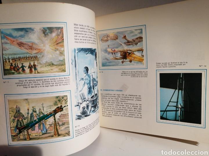 Coleccionismo Álbum: Album de cromos Completo CAMINOS DEL ESPACIO. QUESERIAS PICON y EKO - Foto 3 - 236253730