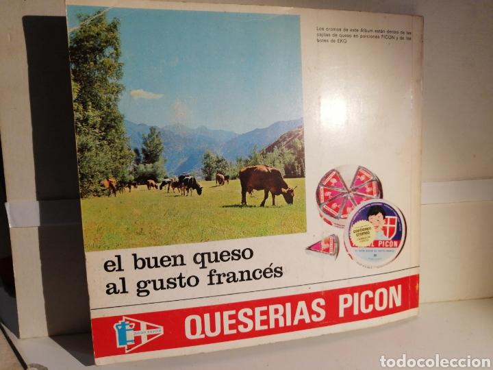 Coleccionismo Álbum: Album de cromos Completo CAMINOS DEL ESPACIO. QUESERIAS PICON y EKO - Foto 4 - 236253730