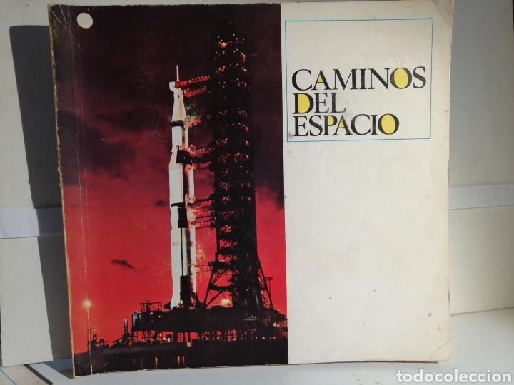 ALBUM DE CROMOS COMPLETO CAMINOS DEL ESPACIO. QUESERIAS PICON Y EKO (Coleccionismo - Cromos y Álbumes - Álbumes Completos)