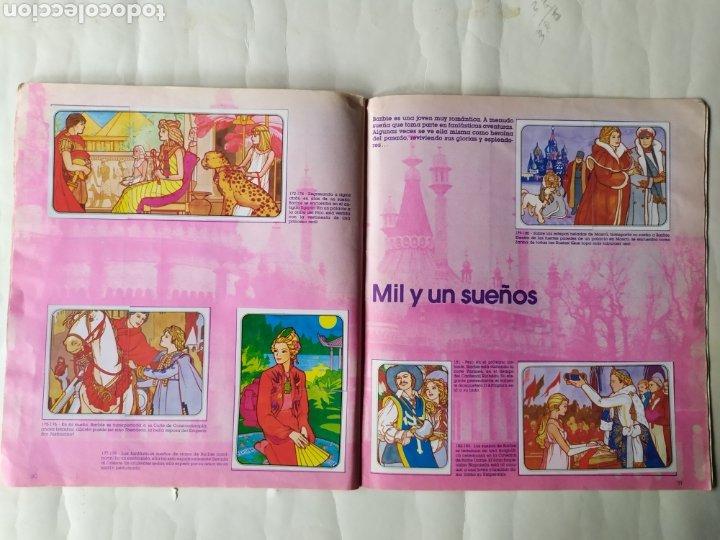 Coleccionismo Álbum: ALBUM DE CROMOS - BARBIE. STICKER ALBUM (Completo) - Foto 17 - 21502551
