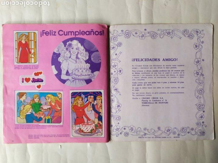 Coleccionismo Álbum: ALBUM DE CROMOS - BARBIE. STICKER ALBUM (Completo) - Foto 20 - 21502551