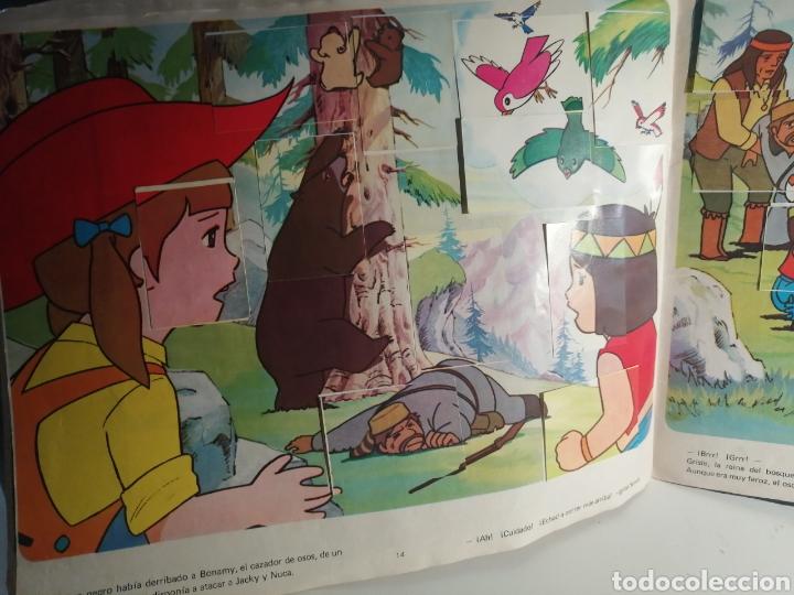 Coleccionismo Álbum: Album de cromos JACKY EL OSO DE TALLAC Ed. Quelcom - Foto 15 - 237412715