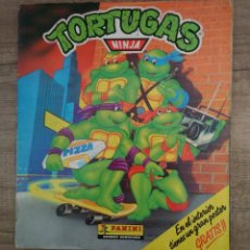 Coleccionismo Álbum: TORTUGAS NINJA. Lote 237986475