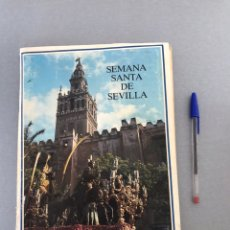Coleccionismo Álbum: SEMANA SANTA DE SEVILLA. MAGNIFICO ALBUM DE CROMOS COMPLETO DEL CLUB JUVENIL DEL MONTE DE PIEDAD .. Lote 238689300