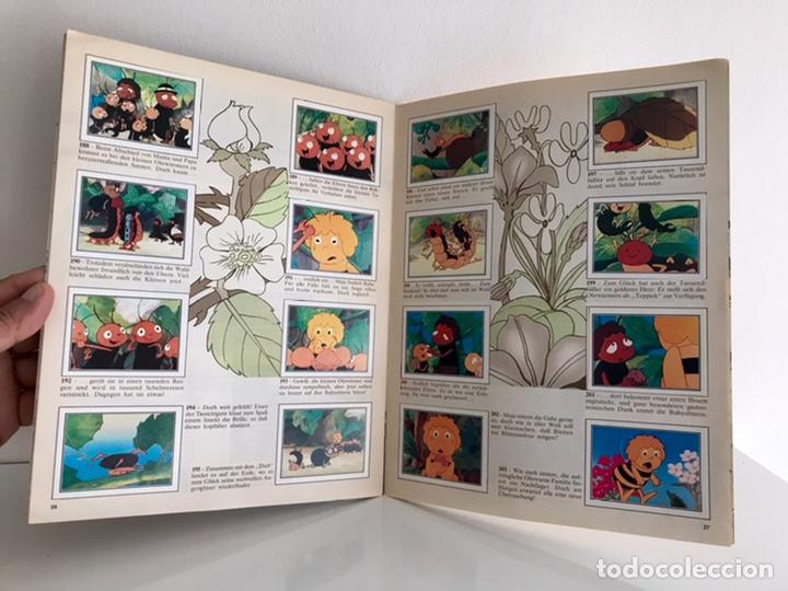 Coleccionismo Álbum: Álbum Cromos PANINI Die Biene Maja. Completo! Apollo Film 1985 - Foto 5 - 238765075