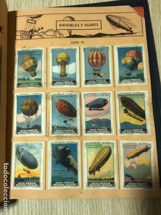 Coleccionismo Álbum: Álbum de cromos Nestlé, años 30, completo - Foto 4 - 239718730
