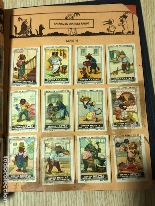 Coleccionismo Álbum: Álbum de cromos Nestlé, años 30, completo - Foto 5 - 239718730