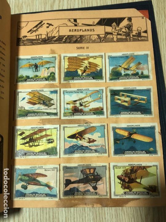 Coleccionismo Álbum: Álbum de cromos Nestlé, años 30, completo - Foto 6 - 239718730