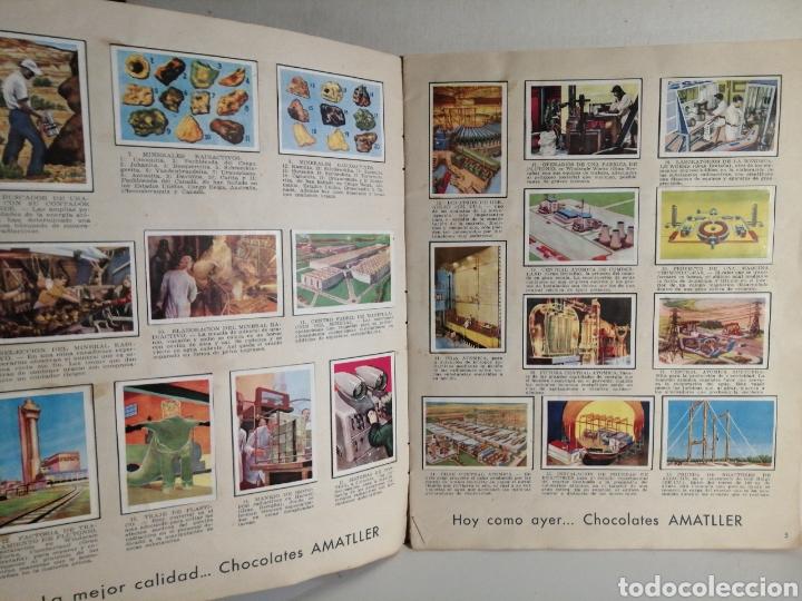 Coleccionismo Álbum: ALBUM NUMERO 1 CHOCOLATES AMATLLER COMPLETO - Foto 4 - 240275290