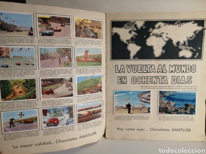 Coleccionismo Álbum: ALBUM NUMERO 1 CHOCOLATES AMATLLER COMPLETO - Foto 6 - 240275290