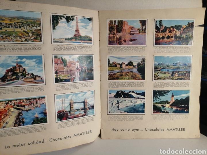 Coleccionismo Álbum: ALBUM NUMERO 1 CHOCOLATES AMATLLER COMPLETO - Foto 7 - 240275290