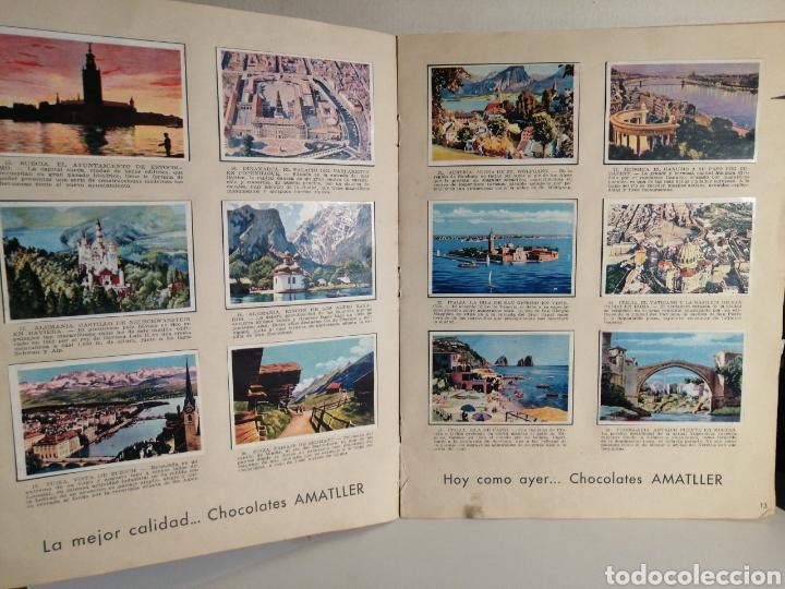Coleccionismo Álbum: ALBUM NUMERO 1 CHOCOLATES AMATLLER COMPLETO - Foto 8 - 240275290
