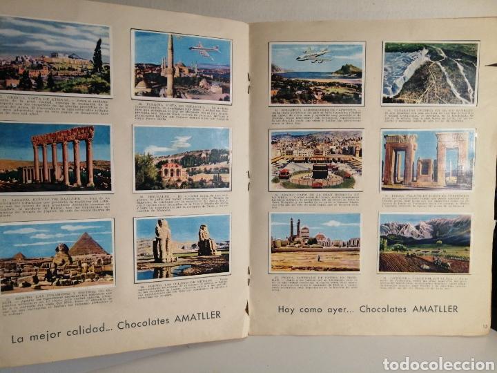 Coleccionismo Álbum: ALBUM NUMERO 1 CHOCOLATES AMATLLER COMPLETO - Foto 9 - 240275290