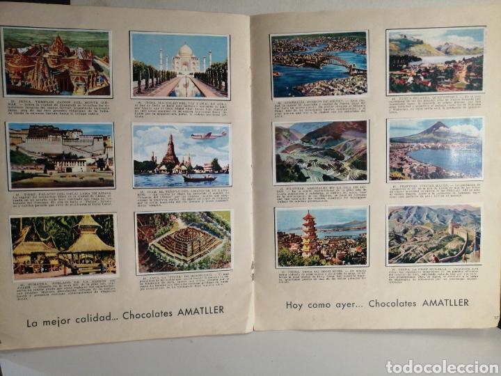 Coleccionismo Álbum: ALBUM NUMERO 1 CHOCOLATES AMATLLER COMPLETO - Foto 10 - 240275290