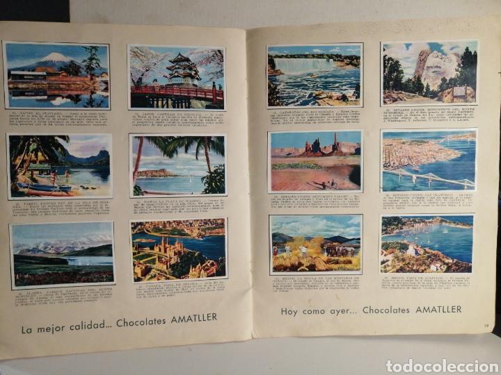 Coleccionismo Álbum: ALBUM NUMERO 1 CHOCOLATES AMATLLER COMPLETO - Foto 11 - 240275290