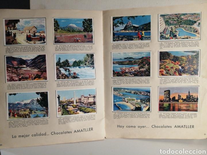 Coleccionismo Álbum: ALBUM NUMERO 1 CHOCOLATES AMATLLER COMPLETO - Foto 12 - 240275290