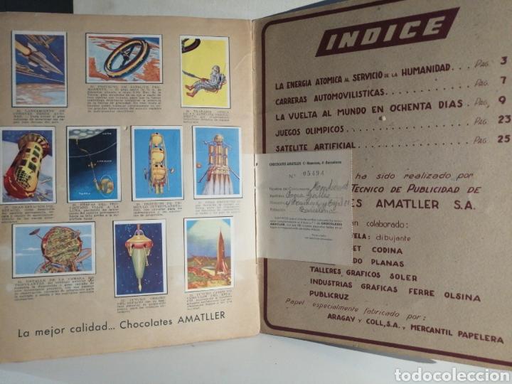 Coleccionismo Álbum: ALBUM NUMERO 1 CHOCOLATES AMATLLER COMPLETO - Foto 16 - 240275290