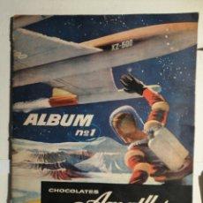 Coleccionismo Álbum: ALBUM NUMERO 1 CHOCOLATES AMATLLER COMPLETO. Lote 240275290