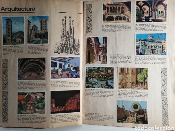 Coleccionismo Álbum: Album de cromos Completo TIERRAS CATALANAS Pentavin - Foto 5 - 240417380