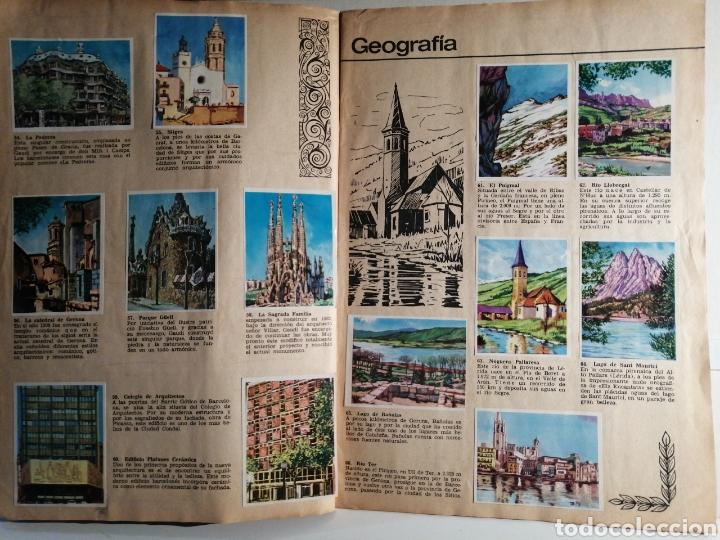 Coleccionismo Álbum: Album de cromos Completo TIERRAS CATALANAS Pentavin - Foto 6 - 240417380