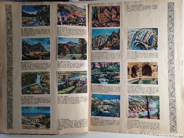 Coleccionismo Álbum: Album de cromos Completo TIERRAS CATALANAS Pentavin - Foto 7 - 240417380