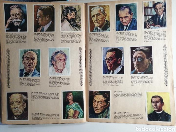 Coleccionismo Álbum: Album de cromos Completo TIERRAS CATALANAS Pentavin - Foto 10 - 240417380