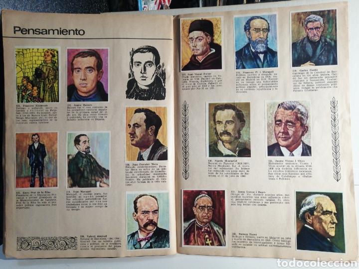 Coleccionismo Álbum: Album de cromos Completo TIERRAS CATALANAS Pentavin - Foto 11 - 240417380