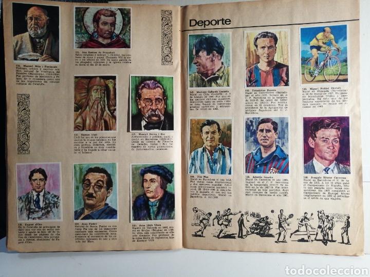 Coleccionismo Álbum: Album de cromos Completo TIERRAS CATALANAS Pentavin - Foto 12 - 240417380