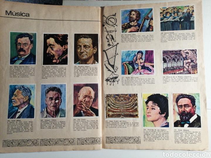 Coleccionismo Álbum: Album de cromos Completo TIERRAS CATALANAS Pentavin - Foto 14 - 240417380